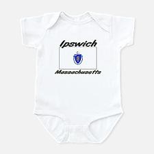 Ipswich Massachusetts Infant Bodysuit