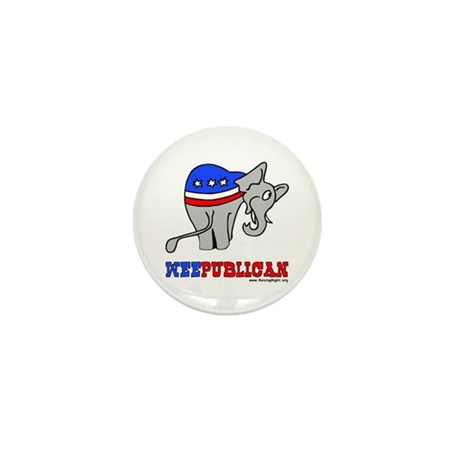 Weepublican Mini Button (100 pack)