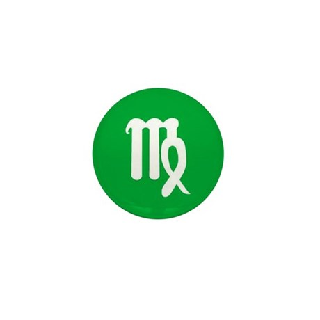 virgo horoscope Mini Button (10 pack)
