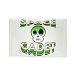 Space cadet Rectangle Magnet (10 pack)