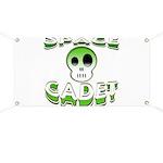 Space cadet Banner