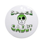 Space cadet Ornament (Round)