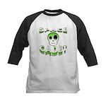 Space cadet Kids Baseball Jersey