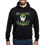 Space cadet Hoodie (dark)