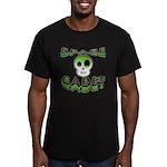 Space cadet Men's Fitted T-Shirt (dark)