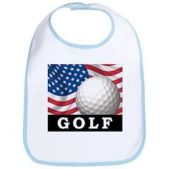 American Golf Bib