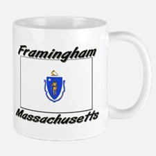 Framingham Massachusetts Mug