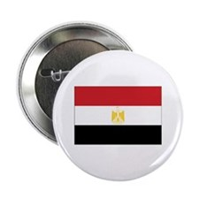 "Egypt Flag 2.25"" Button"
