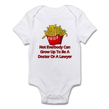 Not Everyone Can Grow Up... Infant Bodysuit