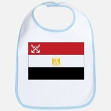 Egypt Naval Ensign Bib