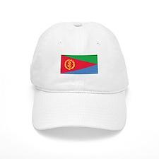 Eritrea Flag Baseball Cap