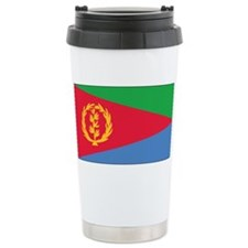 Eritrea Flag Travel Mug