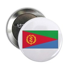 "Eritrea Flag 2.25"" Button"