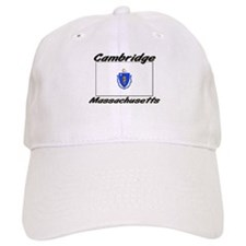 Cambridge Massachusetts Baseball Cap