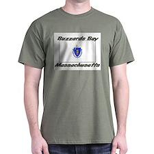 Buzzards Bay Massachusetts T-Shirt