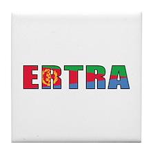 Eritrea Tile Coaster
