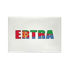 Eritrea Rectangle Magnet (10 pack)