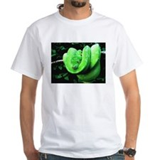 Green Tree Python Shirt