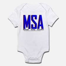 MSA Infant Bodysuit