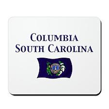 Columbia, South Carolina Mousepad