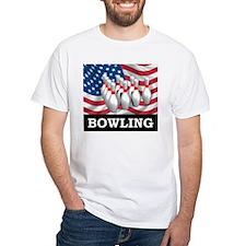 American Bowling Shirt