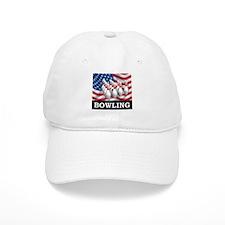 American Bowling Baseball Cap