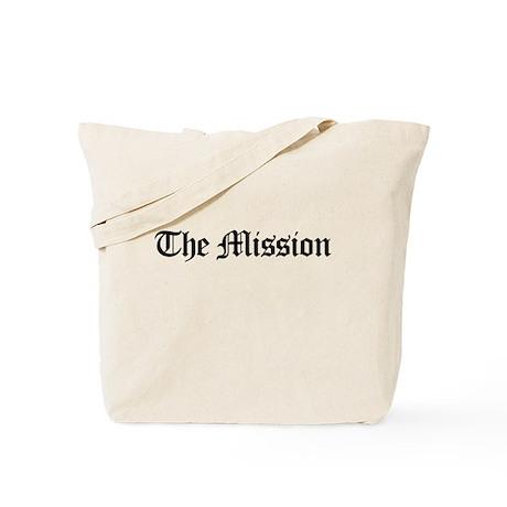 The Mission (light version) Tote Bag