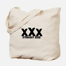 xXx Straight Edge Tote Bag