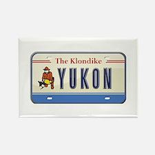 Yukon Plate Rectangle Magnet