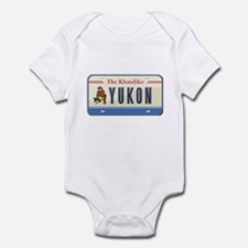 Yukon Plate Infant Bodysuit