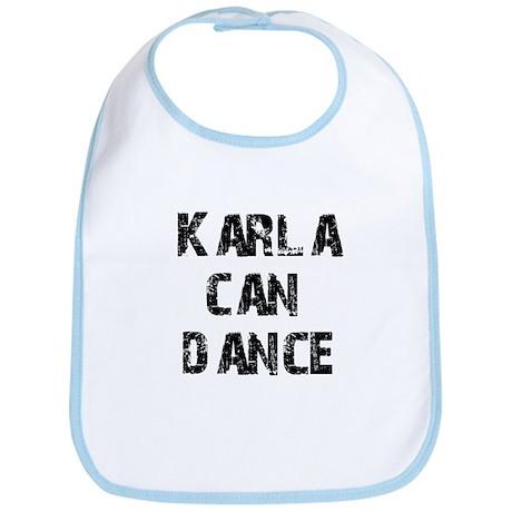 Karla Can Dance Bib