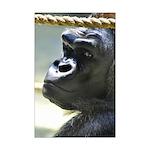 Gorilla Mini Poster Print
