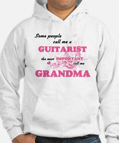 Some call me a Guitarist, the most impo Sweatshirt