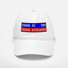 Obama - Osama Baseball Baseball Cap