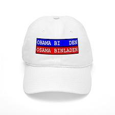 Obama - Osama Baseball Cap
