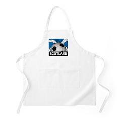 Football Scotland BBQ Apron