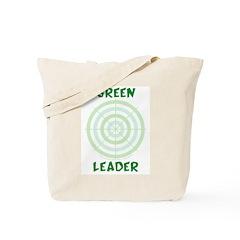 Green Leader's Tote Bag