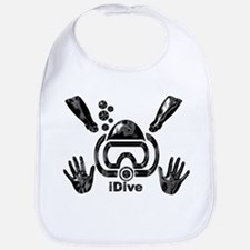Unique Cave diving Bib