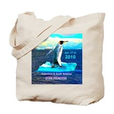 Star Antarctic S. America 1-17-2010 - Tote Bag