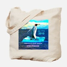 Star Antarctic S. America 1-17-2010 - Tote Bag