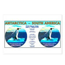 Star Antarctic S. America 1-17-2010 - Postcards (P