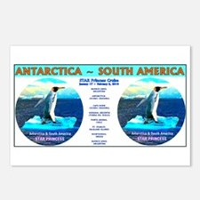 Star Antarctic S. America 1-17-2010 - Postcards (P