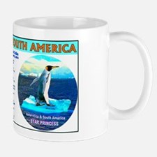 Star Antarctic S. America 1-17-2010 - Mug