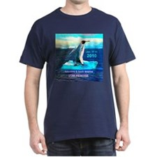 Star Antarctic S. America 1-17-2010 - T-Shirt