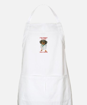 Anesthesiologist BBQ Apron
