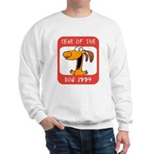 Year of The Dog 1994 Sweatshirt