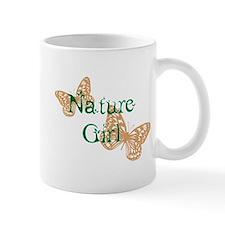 Nature Girl Butterfly Mug