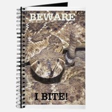 Beware: I Bite Journal