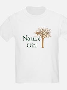Nature Girl Butterfly T-Shirt
