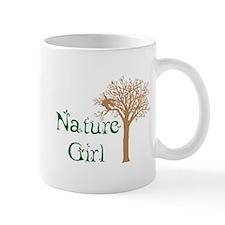 Nature Girl Butterfly Small Mug